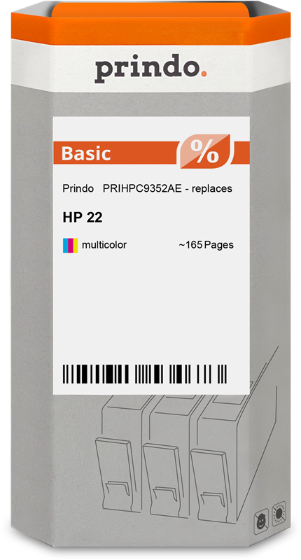 Cartouche d'encre Prindo PRIHPC9352AE