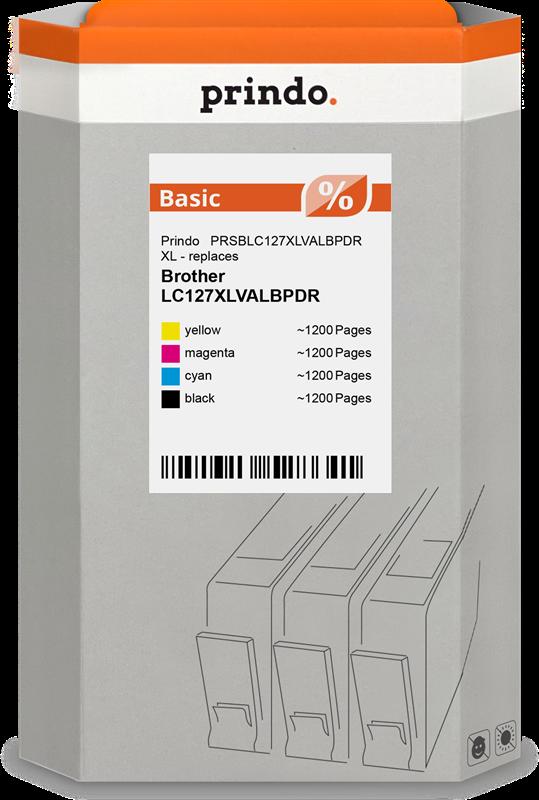 Multipack Prindo PRSBLC127XLVALBPDR