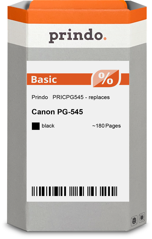 Druckerpatrone Prindo PRICPG545
