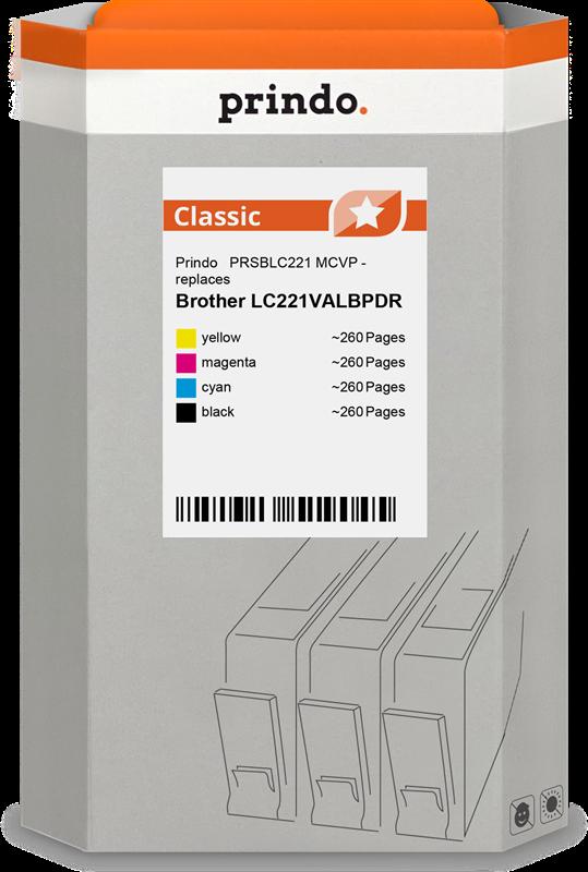 Multipack Prindo PRSBLC221 MCVP