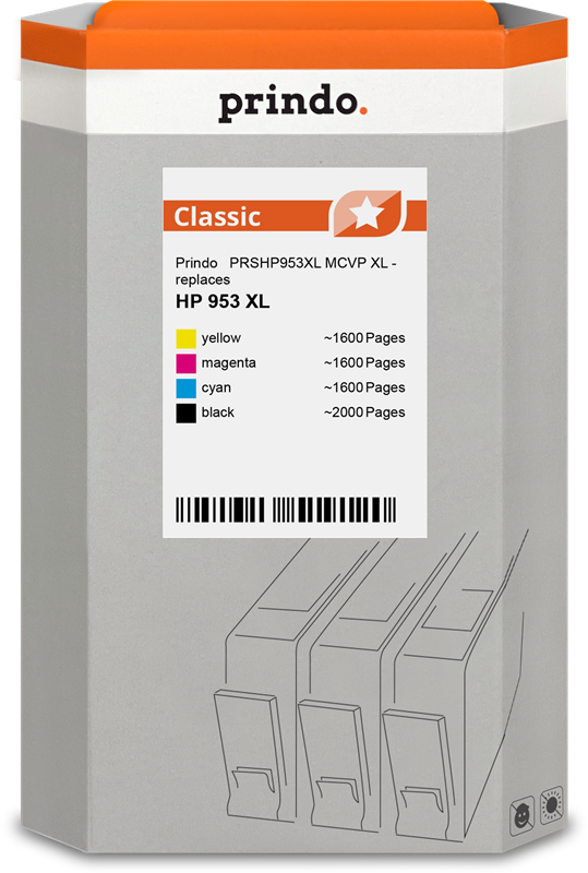 Multipack Prindo PRSHP953XL MCVP