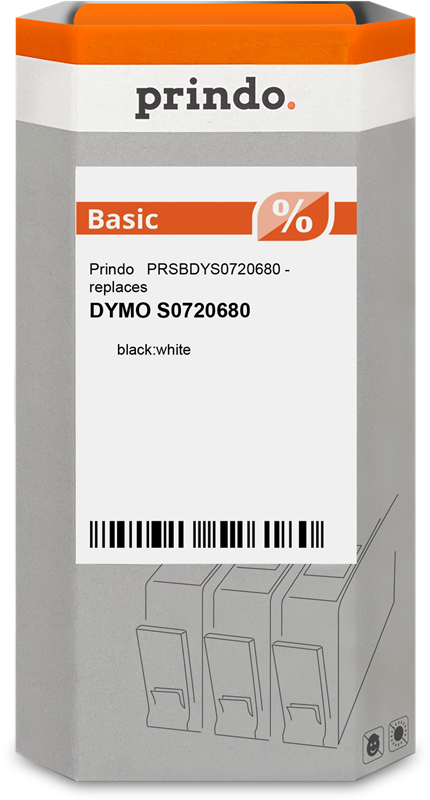 Schriftband Prindo PRSBDYS0720680