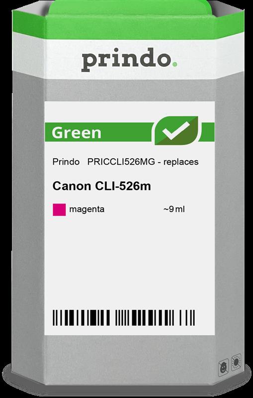Druckerpatrone Prindo PRICCLI526MG