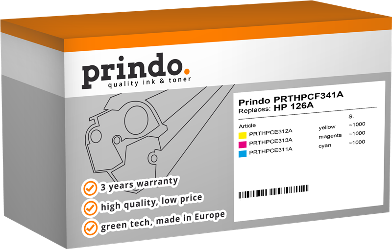 Multipack Prindo PRTHPCF341A