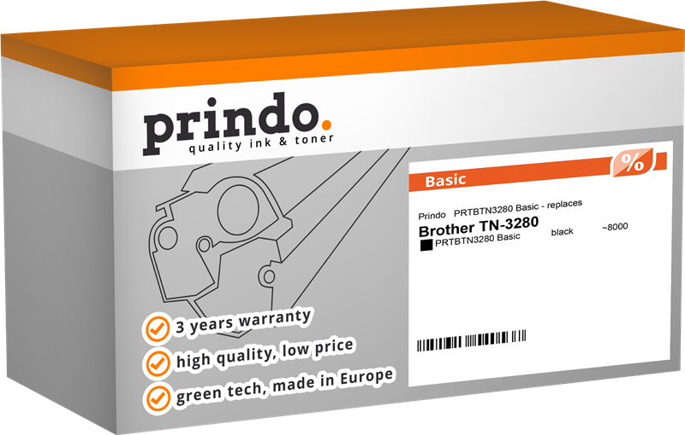 toner Prindo PRTBTN3280 Basic