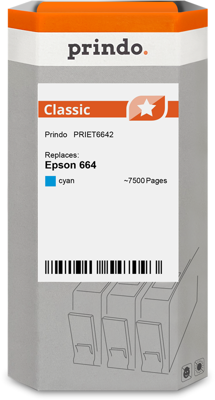Druckerpatrone Prindo PRIET6642