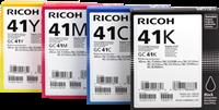 Multipack Ricoh GC 41 MCVP