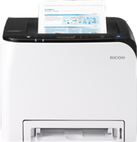 kleuren laserprinter Ricoh SP C260DNw