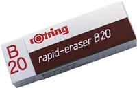 Radierer B20 R551120 Rotring s0194570