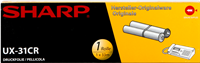 rollo de transferéncia térmica Sharp UX-31CR