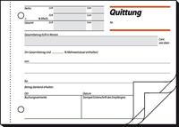 Quittung Sigel QU635
