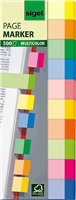 Haftmarker Multicolor Sigel HN682