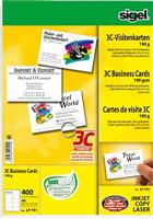 Visitenkarten 3C Sigel LP791