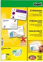 Visitenkarten 3C Sigel LP801