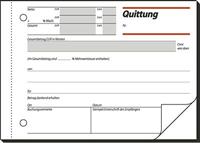 Quittung Sigel QU625