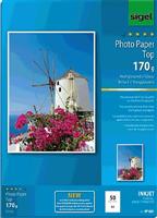 Fotopapier hochglänzend Sigel IP601