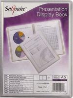 ® Präsentations-Sichtbuch A5 Snopake 11941