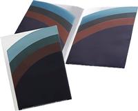 ® Doppelfächerhülle Fusion Snopake 15635