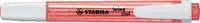 Textmarker swing cool rot Stabilo 275/40