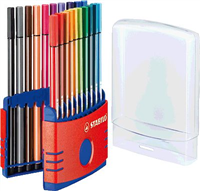 Fasermaler Pen 68 ColorParade Stabilo 6820-04