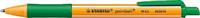 Kugelschreiber pointball, grün Stabilo 6030/36