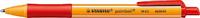 Kugelschreiber pointball, rot Stabilo 6030/40