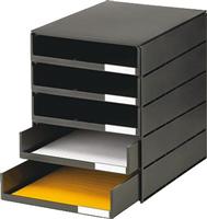 Büroboxen val styro 23101-90