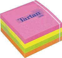 Haftnotizwürfel Tartan 7676C-N