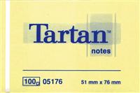 Haftnotizen Tartan 005176