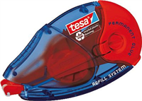 Kleberoller, festklebend, nachfüllbar Tesa 59100-00005-01