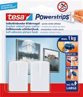Powerstrips Bilder-Nagel Tesa 58031-00020-00