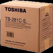 Bote residual de tóner Toshiba TB-281c
