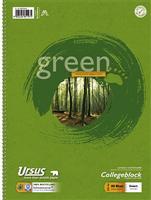 Collegeblock 80 Blatt, m.Umweltengel Ursus 608570010
