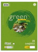 Collegeblock 80 Blatt, m.Umweltengel Ursus 608575025