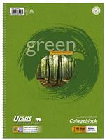 Collegeblock 80 Blatt, m.Umweltengel Ursus 608570020