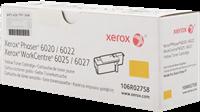 Toner Xerox 106R02758