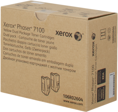 Xerox Phaser 7100 106R02604