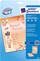Avery InkJet-Papier Zweckform 2599